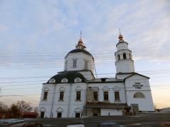Храм Пресвятой Троицы (г. Курск)