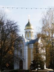 Храм-часовня в честь Михаила Архангела