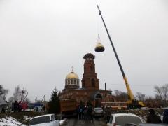 Храм в честь Михаила Архангела