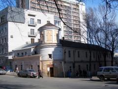 Храм в честь Воздвижения Честнаго и Животворящего Креста Господня