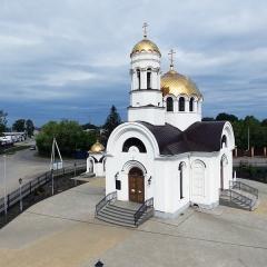 Храм в честь Успения Пресвятой Богородицы
