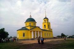 Храм в честь великомученицы Параскевы Пятницы