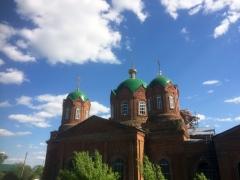 Свято–Троицкая церковь