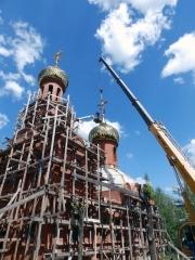 Храм в честь св. князя Александра Невского