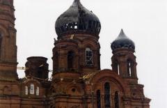 Храм во имя Архистратига Божия Михаила