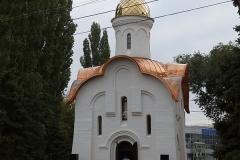 Храм в честь Покрова Пресвятой Богородицы на Волге