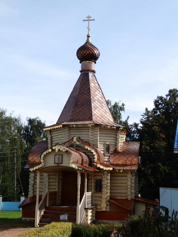 Храм в честь Святителя Николая Чудотворца